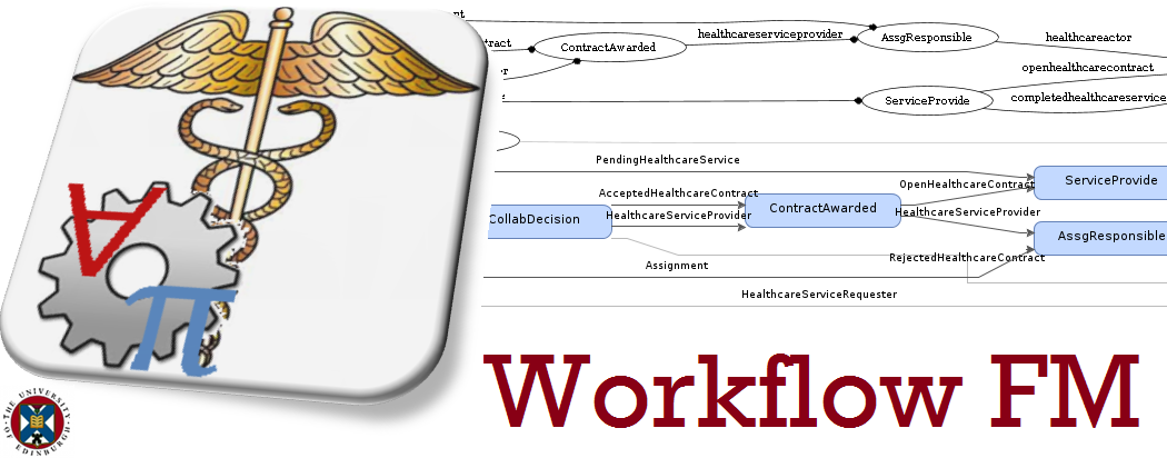 Workflow Management for Healthcare